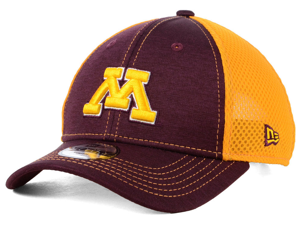 new product f3439 f3bfb ... men lyst 87594 7dff4  buy minnesota golden gophers new era ncaa youth shadow  turn 9forty cap 1e3bf 43ad5