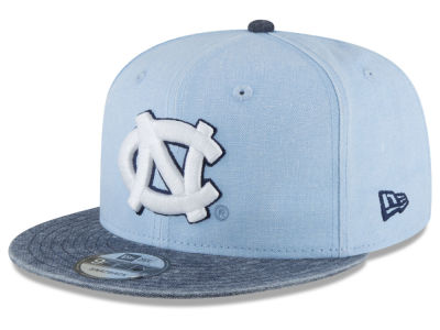 North Carolina Tar Heels New Era NCAA Rugged Canvas 9FIFTY Snapback Cap