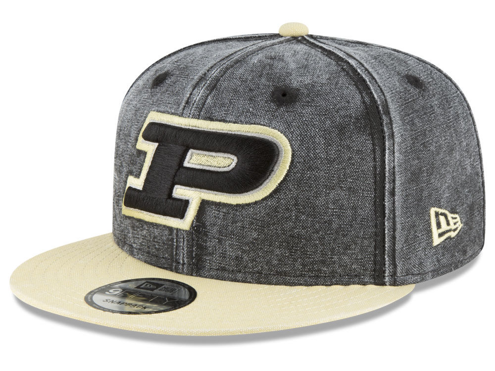 the latest 821fc 41ad0 closeout purdue snapback hats 513eb fd204
