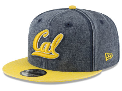 California Golden Bears New Era NCAA Rugged Canvas 9FIFTY Snapback Cap