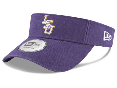 LSU Tigers New Era NCAA Dugout Redux Visor