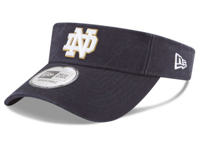 Notre Dame Fighting Irish New Era NCAA Dugout Redux Visor