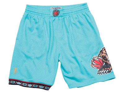 Vancouver Grizzlies Mitchell & Ness NBA Men's Swingman Shorts