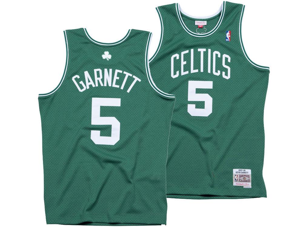 designer fashion dbe32 81712 good boston celtics garnett jersey bb0ea 5d4be