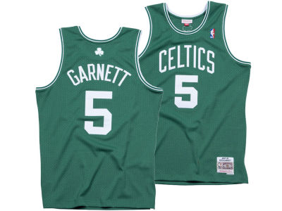 Boston Celtics Kevin Garnett Mitchell & Ness NBA Men's Hardwood Classic Swingman Jersey