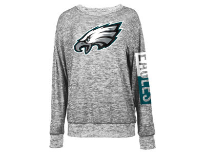 Philadelphia Eagles NFL Women's Sleeve Sweatshirt