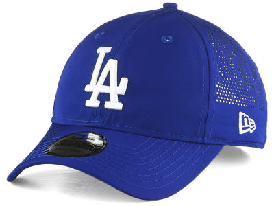 Los Angeles Dodgers New Era MLB Perf Slick 9TWENTY Cap