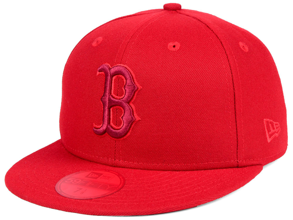 40f859e6b58 Boston Red Sox New Era MLB Color Prism Pack 59FIFTY Cap