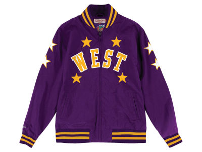 NBA All Star Mitchell & Ness 1972 Men's Warm Up Jacket