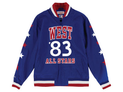 NBA All Star Mitchell & Ness 1983 Men's Warm Up Jacket