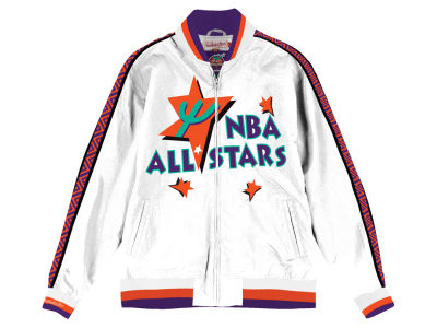 NBA All Star Mitchell & Ness 1995 Men's Warm Up Jacket