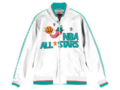NBA All Star Mitchell & Ness 1996 Men's Warm Up Jacket