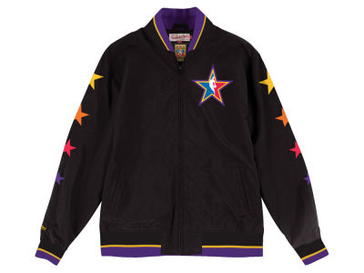 NBA All Star Mitchell & Ness 2004 Men's Event Inspired Warm Up Jacket