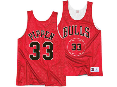 Chicago Bulls Scottie Pippen Mitchell & Ness NBA Men's Reversible Mesh Tank Top