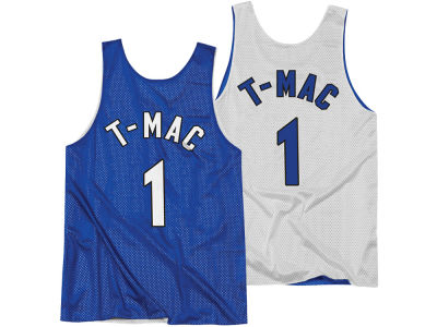 Orlando Magic Tracy McGrady Mitchell & Ness NBA Men's Reversible Mesh Tank Top