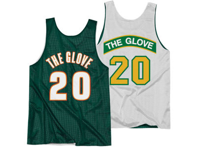 Seattle SuperSonics Gary Payton Mitchell & Ness NBA Men's Reversible Mesh Tank Top