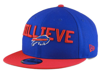 Buffalo Bills New Era 2018 NFL Draft Spotlight 9FIFTY Snapback Cap