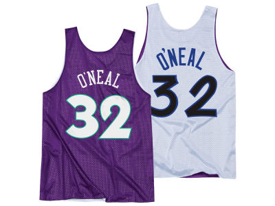NBA All Star Shaquille O'Neal Mitchell & Ness 1995 Men's Reversible Tank