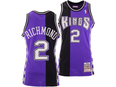 Sacramento Kings Mitch Richmond Mitchell & Ness NBA Authentic Jersey
