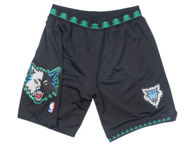 Minnesota Timberwolves Mitchell & Ness NBA Men's Authentic NBA Shorts