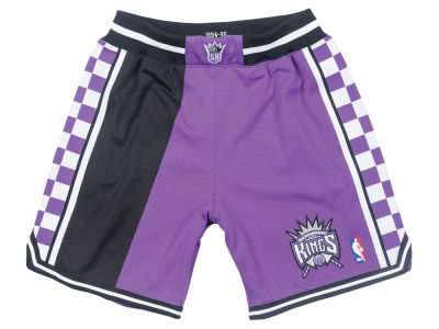 Sacramento Kings Mitchell & Ness NBA Men's Authentic NBA Shorts