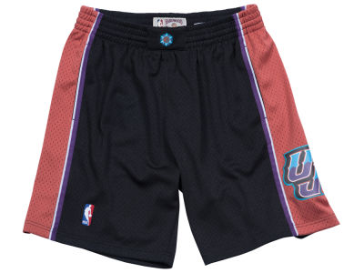 Utah Jazz Mitchell & Ness NBA Men's Swingman Shorts