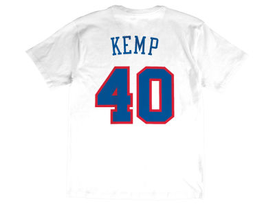 NBA All Star Shawn Kemp Mitchell & Ness 1994 NBA Men's Name & Number Traditional T-Shirt