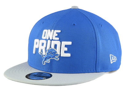 Detroit Lions New Era 2018 NFL Draft Spotlight 9FIFTY Snapback Cap