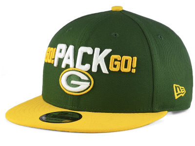 Green Bay Packers New Era 2018 NFL Draft Spotlight 9FIFTY Snapback Cap