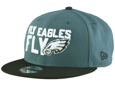 Philadelphia Eagles New Era 2018 NFL Draft Spotlight 9FIFTY Snapback Cap
