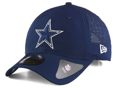 Dallas Cowboys New Era NFL Performance Slick 9TWENTY Cap