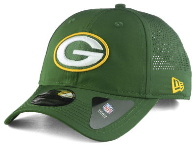 Green Bay Packers New Era NFL Performance Slick 9TWENTY Cap