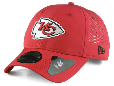 Kansas City Chiefs New Era NFL Performance Slick 9TWENTY Cap