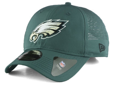 Philadelphia Eagles New Era NFL Performance Slick 9TWENTY Cap