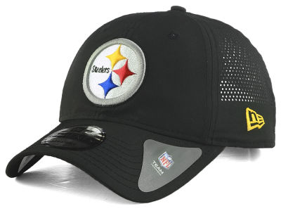 Pittsburgh Steelers New Era NFL Performance Slick 9TWENTY Cap