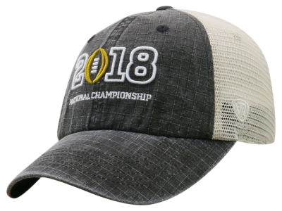 Top of the World 2018 NCAA College Football Playoff Declare Adjustable Cap