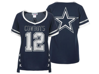 Dallas Cowboys DCM NFL Women's Vixen Jersey