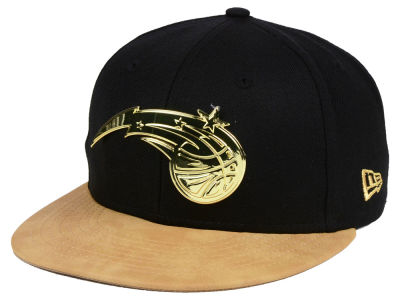 Orlando Magic New Era NBA Fall O'Gold 59FIFTY Cap