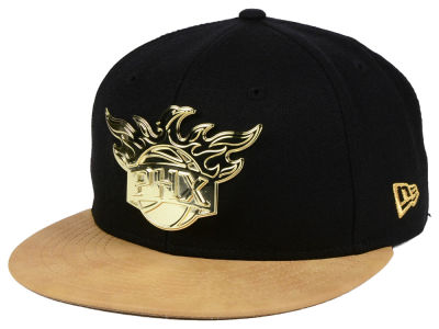 Phoenix Suns New Era NBA Fall O'Gold 59FIFTY Cap