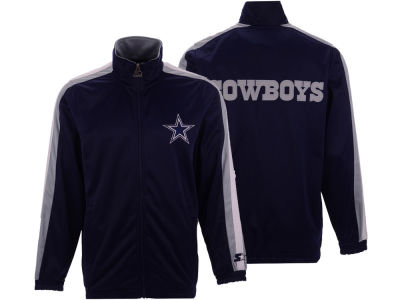 Dallas Cowboys Nike NFL Men's The Challenger Track Jacket