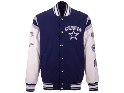 Dallas Cowboys Nike NFL Men's Home Team Varsity Jacket