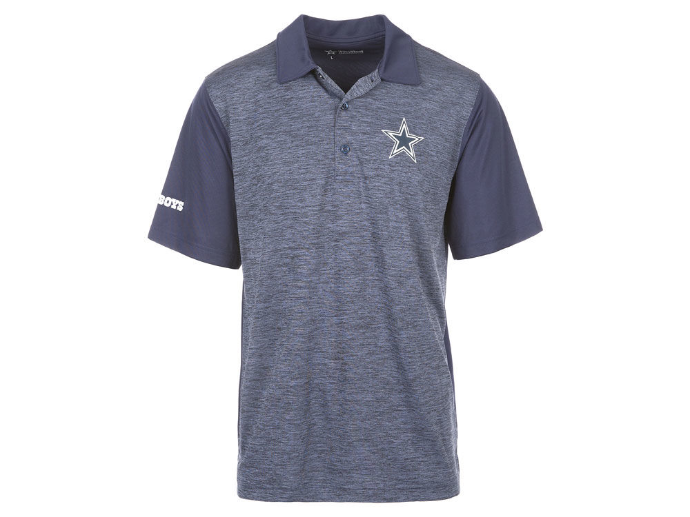 4c8a6057c Dallas Cowboys Nike NFL Men s Kip Polo