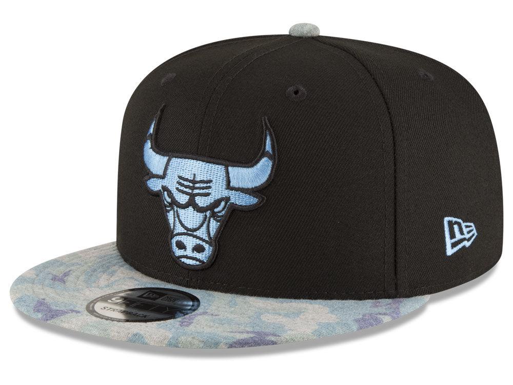 085e50bd5e1 Chicago Bulls New Era NBA Draymond Green Collection 9FIFTY Strapback Cap