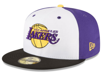 Los Angeles Lakers New Era NBA Draymond Green Collection 59FIFTY Cap