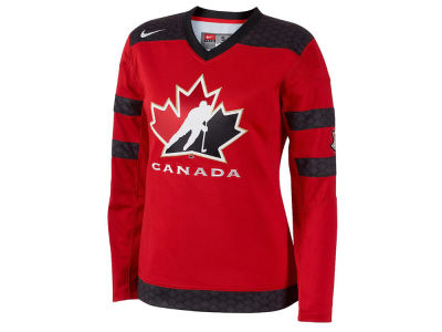 Canada Hockey Nike IIHF Women s Replica Hockey Jersey 99012f8caa6