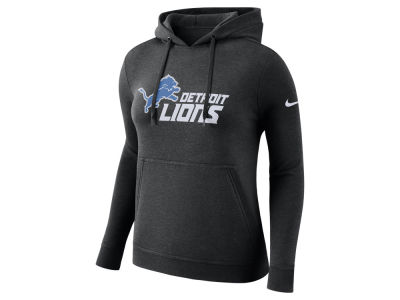 Detroit Lions Nike NFL Women's Club Pullover Hoodie