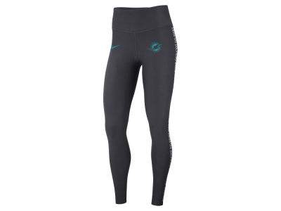 Miami Dolphins Nike NFL Women's Core Power Tights