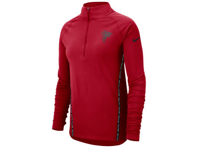 Atlanta Falcons Nike NFL Women s Element Core Half Zip Pullover 408d59f04