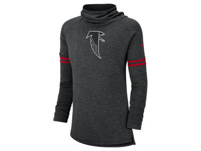 Atlanta Falcons Nike NFL Women s Funnel Neck Long Sleeve T-shirt 6eb04c62f3