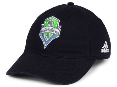 Seattle Sounders FC adidas 2017 MLS Conference Champ Adjustable Cap